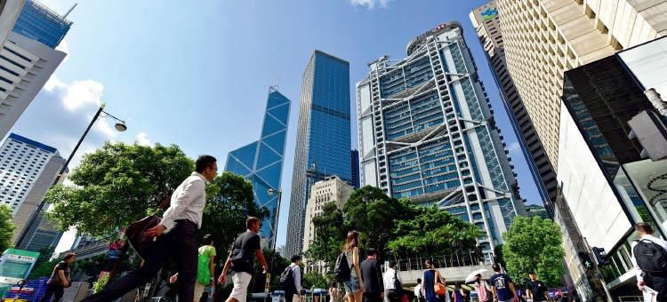 Обзор сектора финансовых услуг в Гонконге