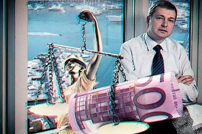 Российский олигарх Дмитрий Рыболовлев