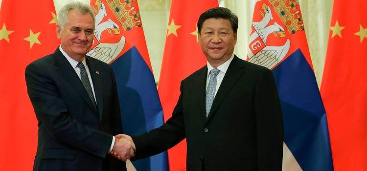 инвестиции в Сербии со стороны Китая