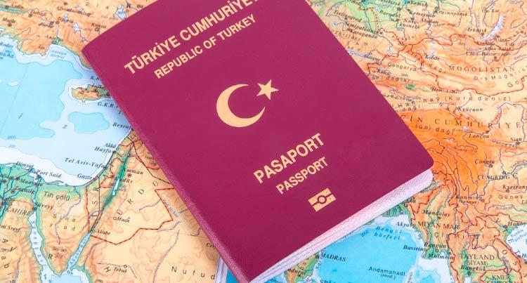 паспорт и гражданство Турции