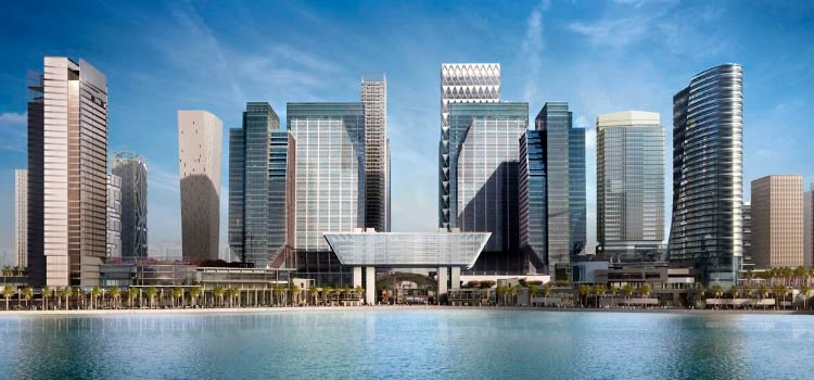 цифровой зал суда в ОАЭ