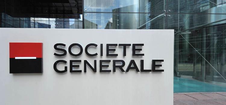 счет в Societe Generale banka