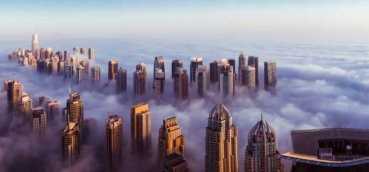 экономический спад в Эмиратах