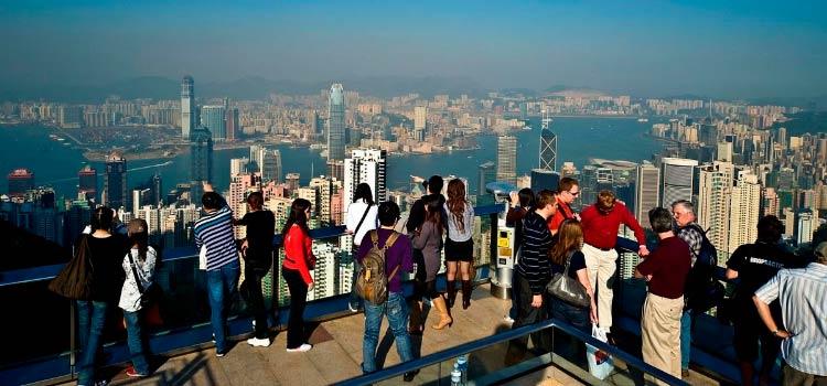 Гонконг в рейтинге популярных туристических направлений