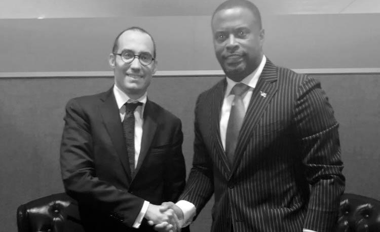 дипломатические отношения Сент-Китс и Сан-Марино