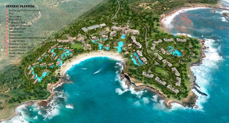 Saint Lucia Canelles Resort