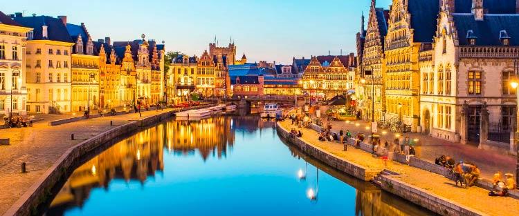 переезд в Бельгию в 2019