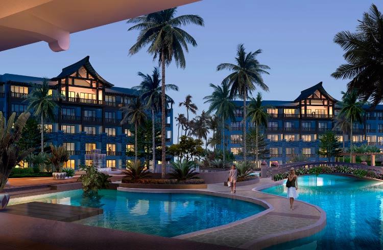 Роскошный курорт Saint Lucia Canelles Resort