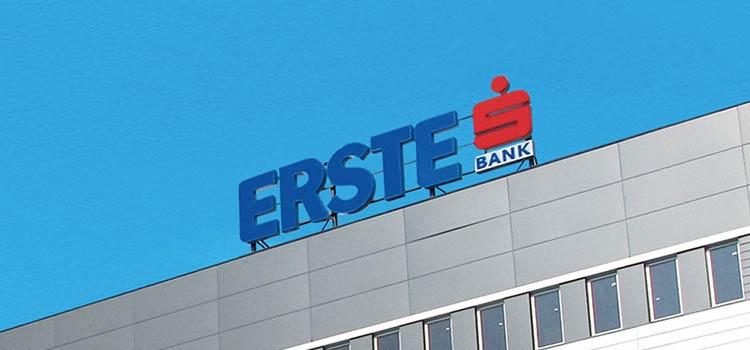 счет в Черногории в ERSTE Bank