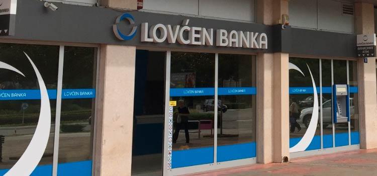 счет в Черногории в Lovcen banka