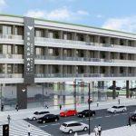 ВНЖ Португалии за инвестиции в апарт-отель Broadway в городе Матозиньюш