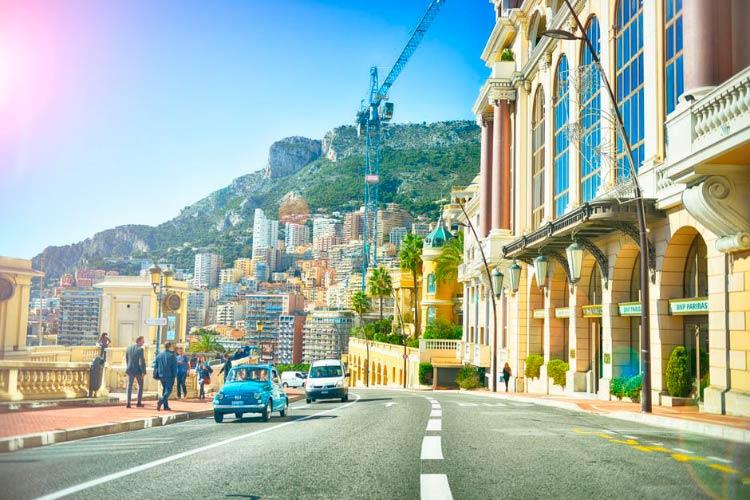 Жизнь в Монако  - Фото