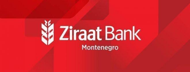 счет в Черногории в Ziraat Bank