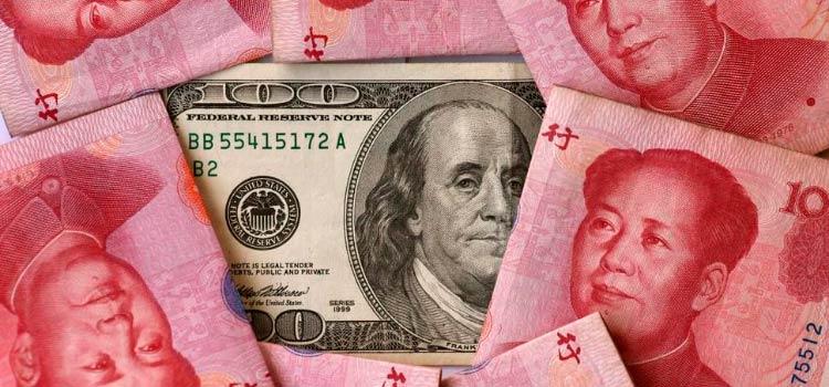 Китайские фирмы для обхода тарифов США
