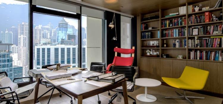 офисы в Гонконге