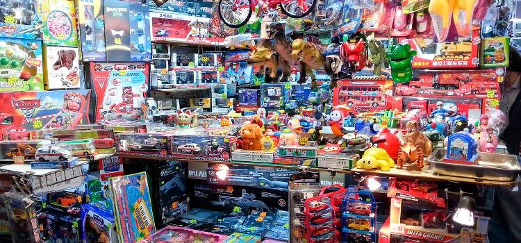 Особенности игрушечной индустрии Гонконга