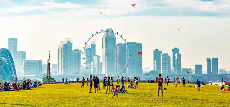 Сингапур для экспатов