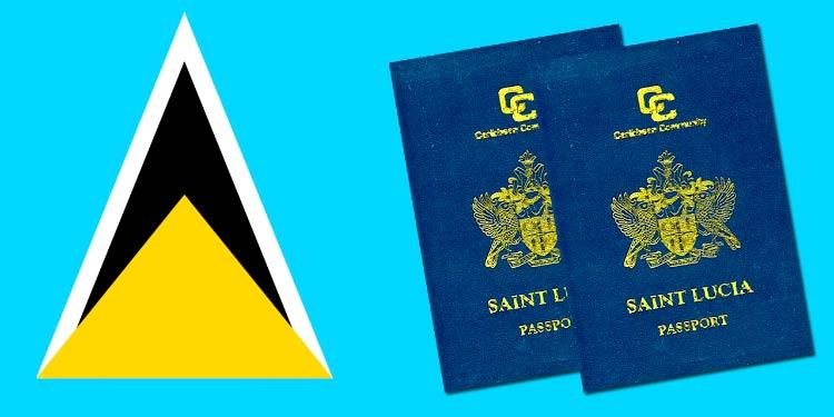 в стране Сент-Люсия гражданство