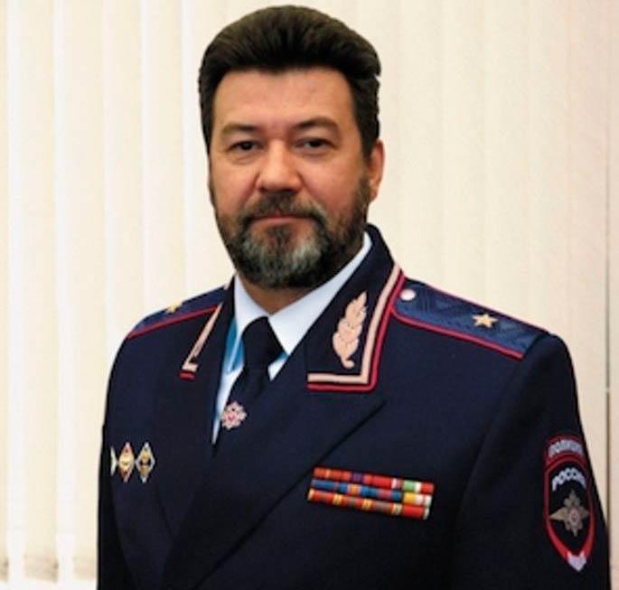 МВД России – Тимур Валиулин