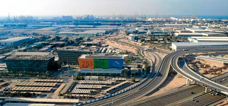 компании в Дубае в 2019 году в Jebel Ali