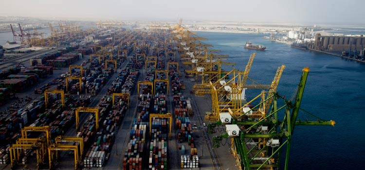 Jebel Ali. Торговля и оборот товаров