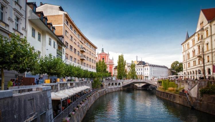 недвижимость Словении