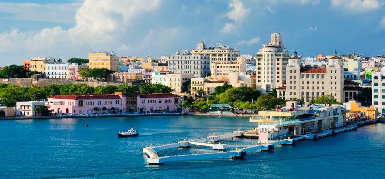 Корпоративный банковский счет в Пуэрто-Рико