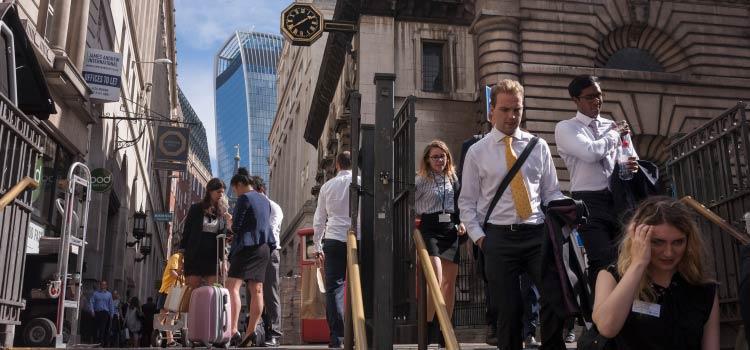 Куда переезжают банкиры из Лондона из-за Brexit