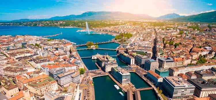 корпоративного счета в Швейцарии