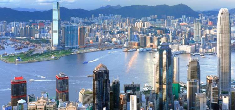 В Гонконге зафиксировано рекордное количество компаний