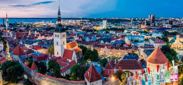 отмыванием денег в Эстонии