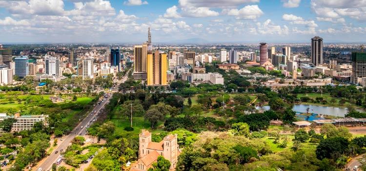 партнёрство в Кении