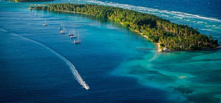 компании на Маршалловых островах