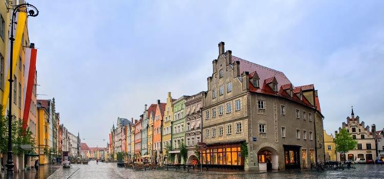 переехать в Мюнхен на ПМЖ