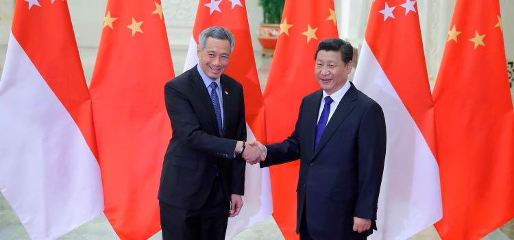 Китай и Сингапур создают группу