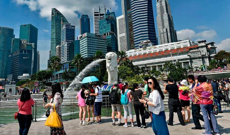 Туризм в Сингапуре