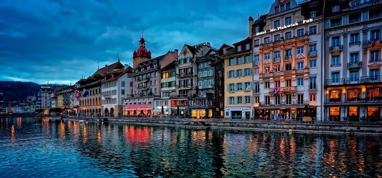 Открыть личный счет в швейцарском банке с посещением через финансовую компанию – 2999  EUR