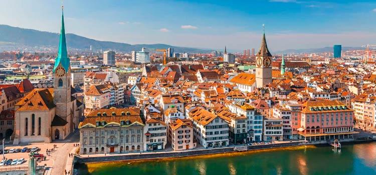 Открытие личного счета в Швейцарии