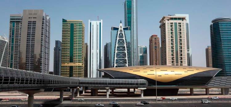 компании в Дубае в 2019 году в DMCC