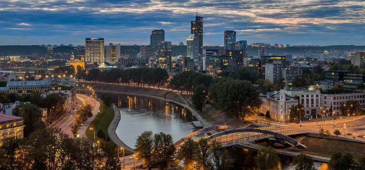 личный счет в литовской платежной системе