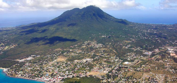 BC на Невисе с банковским счетом на Антигуа