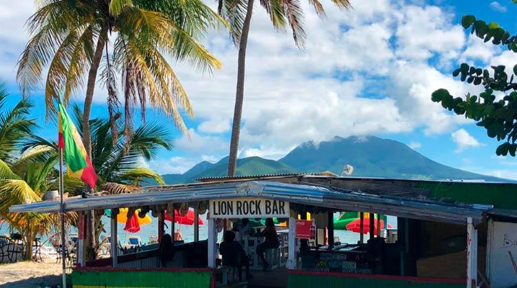 круизный туризм в Невисе