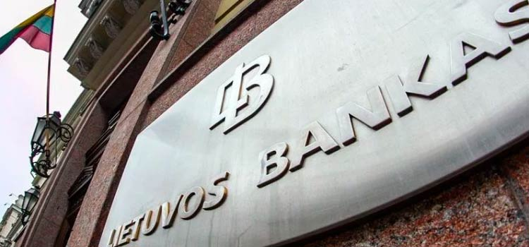 корпоративный счет в литовcкой платежной системе