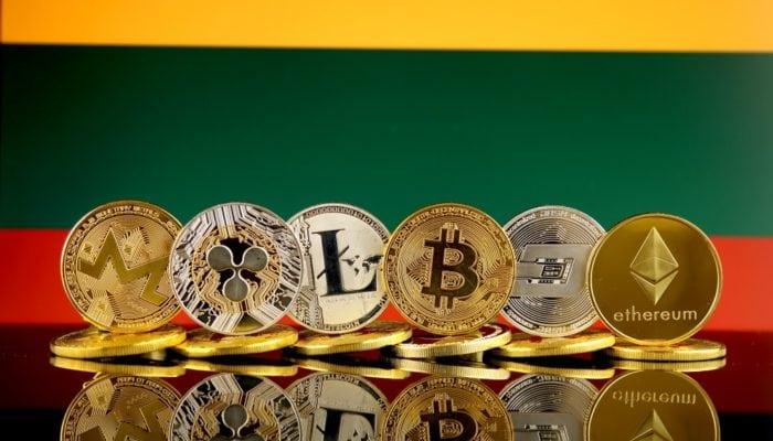 В Литве изменили правила работы с криптоактивами