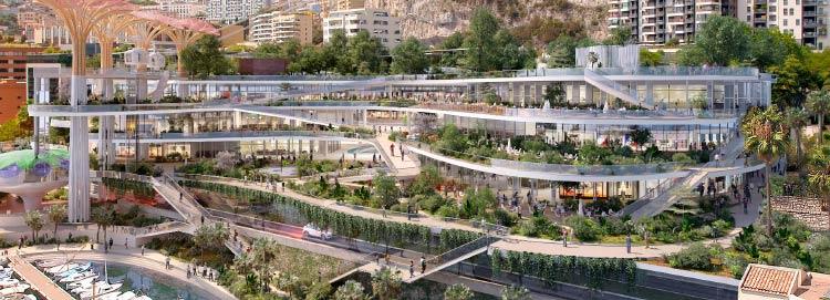 выбрать жилье и получить ВНЖ Монако