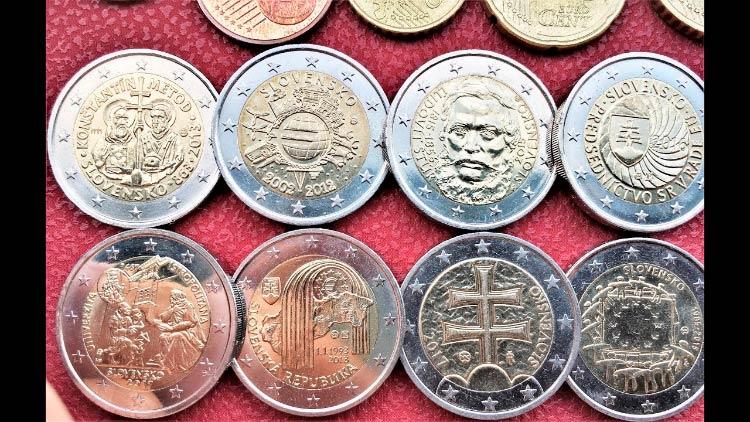 Валюта в Словакии