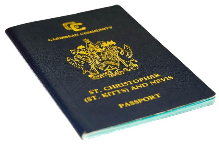 гражданство за инвестиции страны Сент-Китс