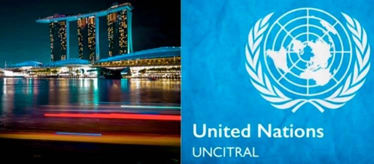 в Сингапуре будет подписана конвенция о медиации