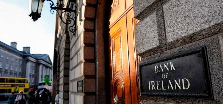 открыть счет в Bank of Ireland иностранцу