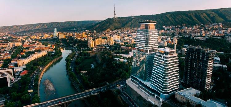 по рынку жилой недвижимости Тбилиси